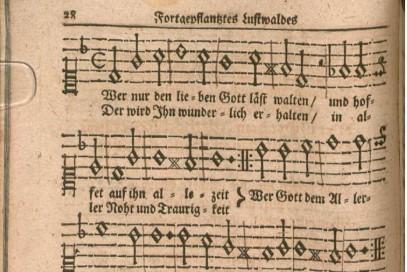 Korte muzikale verrassing van Cantate op de Brink