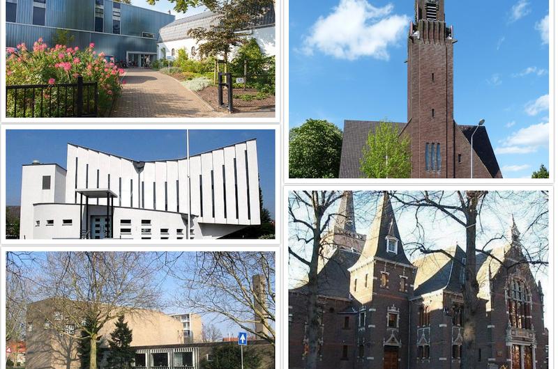Kerkgebouwen PgH tijdelijk gesloten voor activiteiten