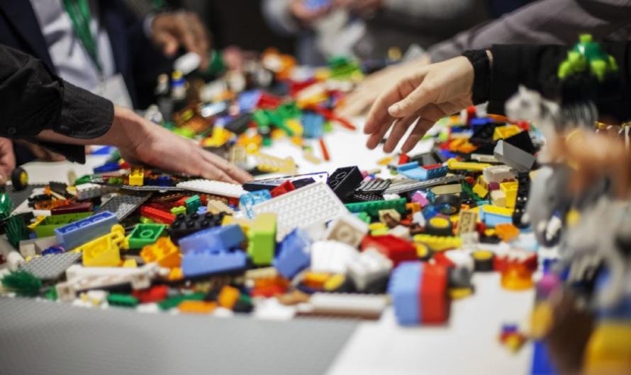 Scheppen met Lego serious play / uitgesteld