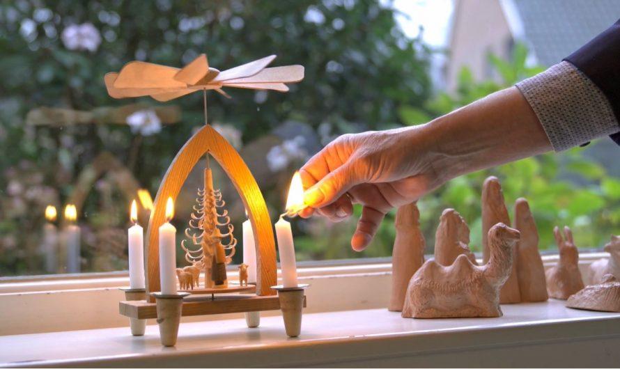 Kerst: 'God is niet ver weg maar onder ons mensen'