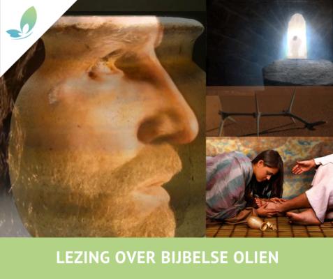 Bijbelse oliën met Pasen