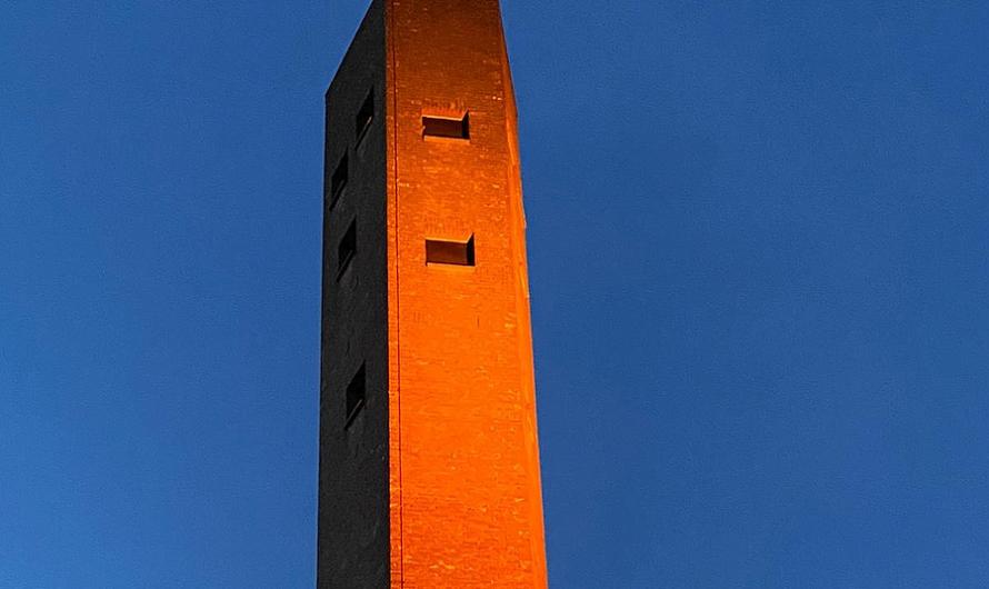 Bethlehemkerk kleurt Oranje
