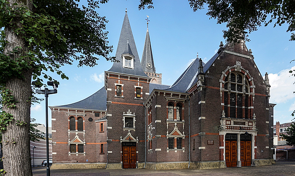 Grote Kerk houdt Open kerk