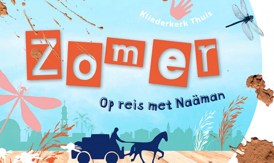 Doeboek Kliederkerk Thuis ZOMER