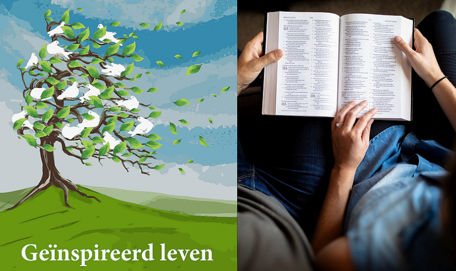 Hilversumbrede Bijbel gesprekskring 'Geïnspireerd leven'